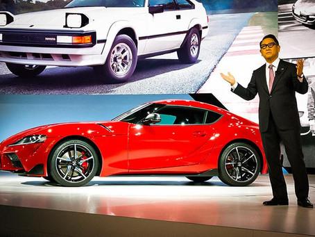 Toyota скоро представит новый электромобиль