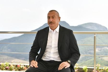 """""""Dağlıq Qarabağ artıq yoxdur""""-İlham Əliyev"""