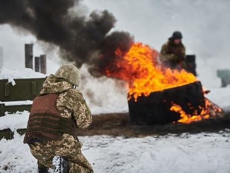 Donetsk separatçıları hücum edib