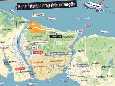 Azərbaycan İstanbul kanalı layihəsini tam dəstəkləyir