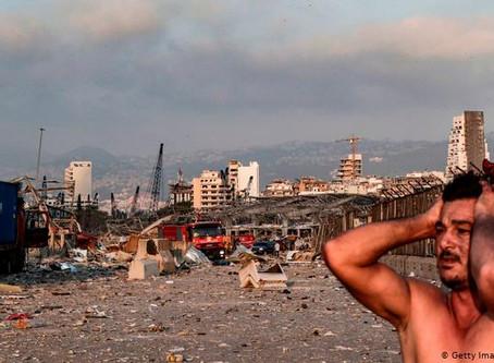 Beyrutda partlayan maddələr Gürcüstandan gətirilib-ARAŞDIRMA