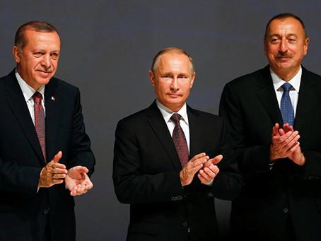 Обнародован текст о прекращении войны в Карабахе