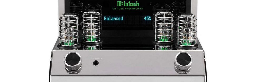 McIntosh C8 Préamplificateur  à tubes
