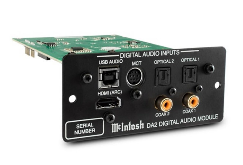 McIntosh DA2 Carte Dac Digital Audio Module