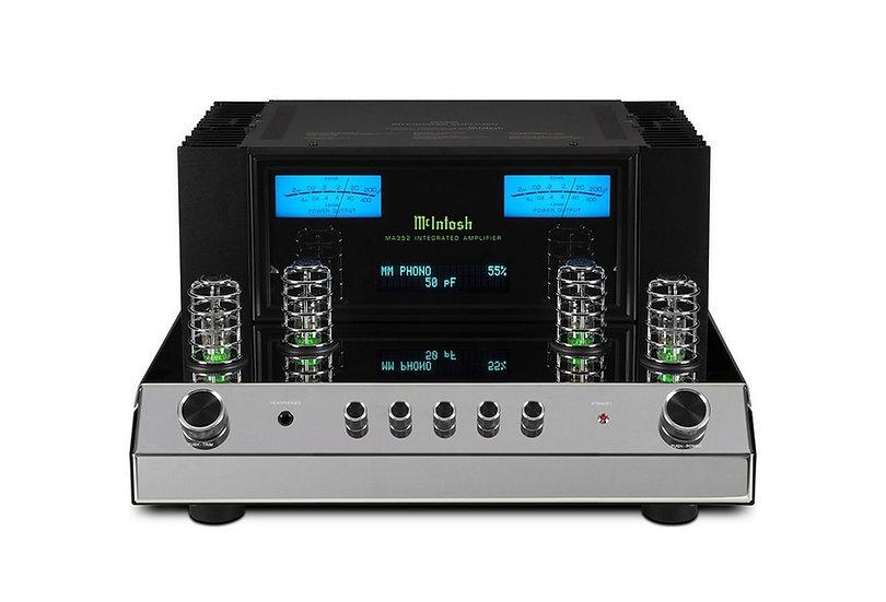 McIntosh MA352 :         L'Intégré  de 320 watts
