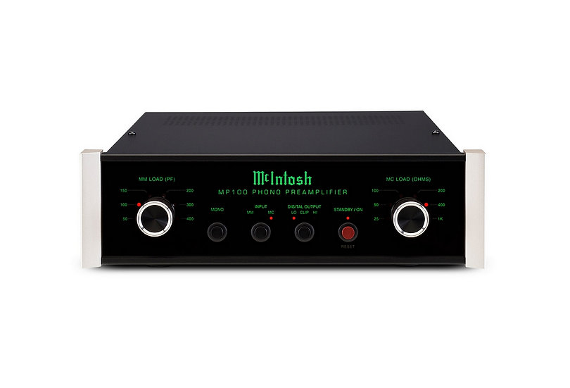 McIntosh MP100 Préamplificateur Phono