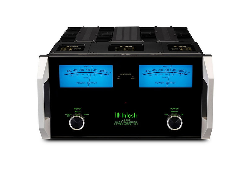 McIntosh MC462 Amplificateur stéréo de 450 watts
