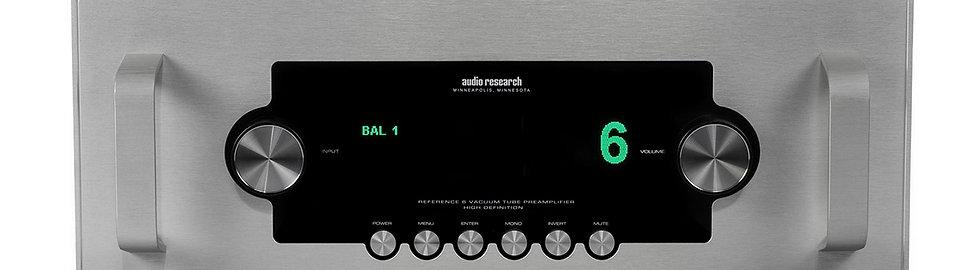 Audio Research REF 6 SE Préamplificateur  à tubes