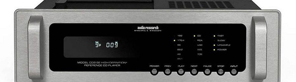 Audio Research REF 9SE CD à tubes