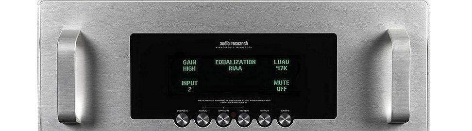 Audio Research REF 3SE Préamplificateur Phono  à tubes