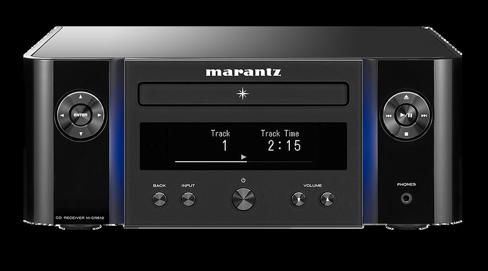 Marantz Melody X M-CR612 Noir