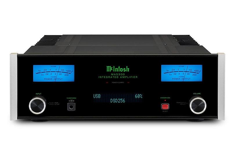 McIntosh MA5300 : L'Intégré  de 100 watts