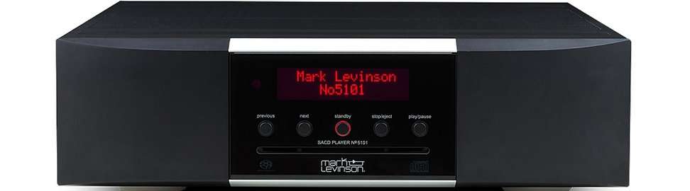 Mark Levinson N°5101 Lecteur de CD/SACD  avec Streaming et DAC