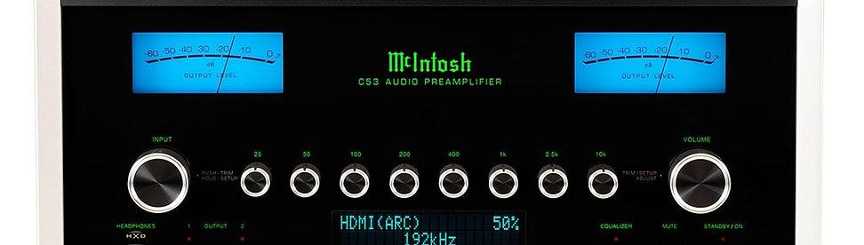 McIntosh C53 Préamplificateur