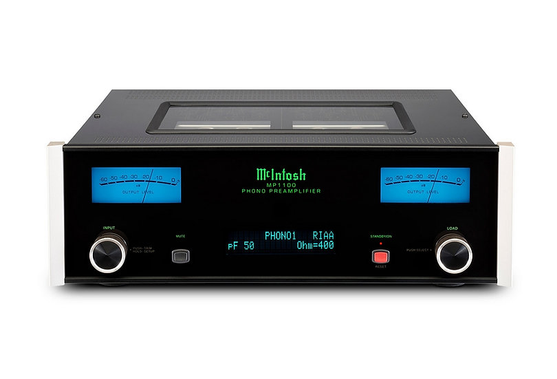 McIntosh MP1100 Préamplificateur Phono à Tubes