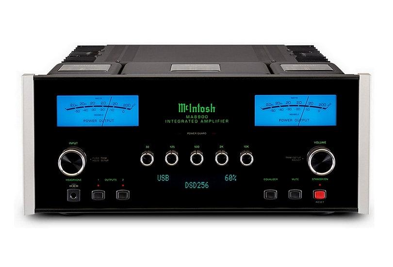 McIntosh MA8900 : L'Intégré  de 200 watts