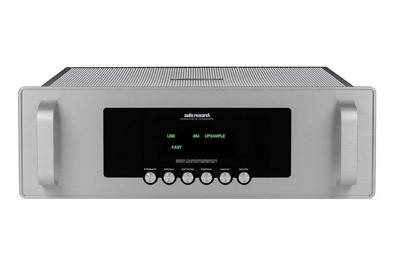 Audio Research DAC 9 à tubes