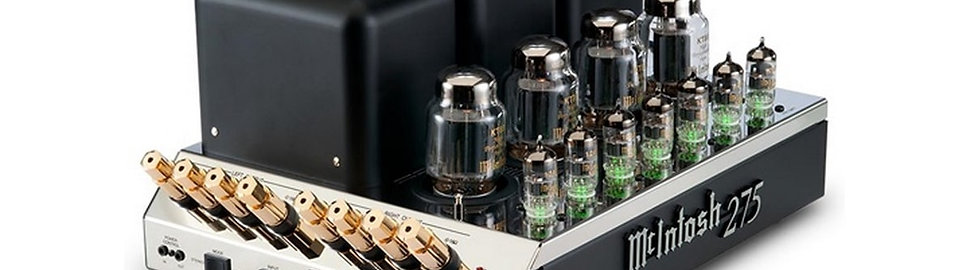 McIntosh MC275V6 Amplificateur à tubes stéréo de 75 watts