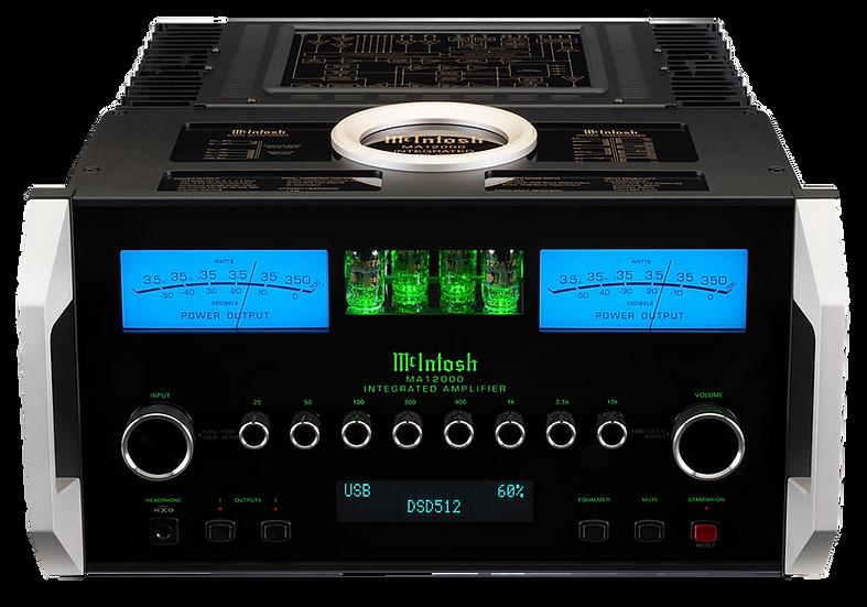 McIntosh MA12000 : L'Intégré de 350 watts