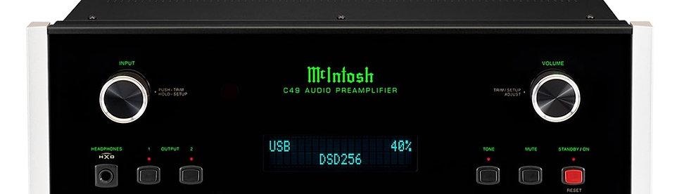 McIntosh C49 Préamplificateur