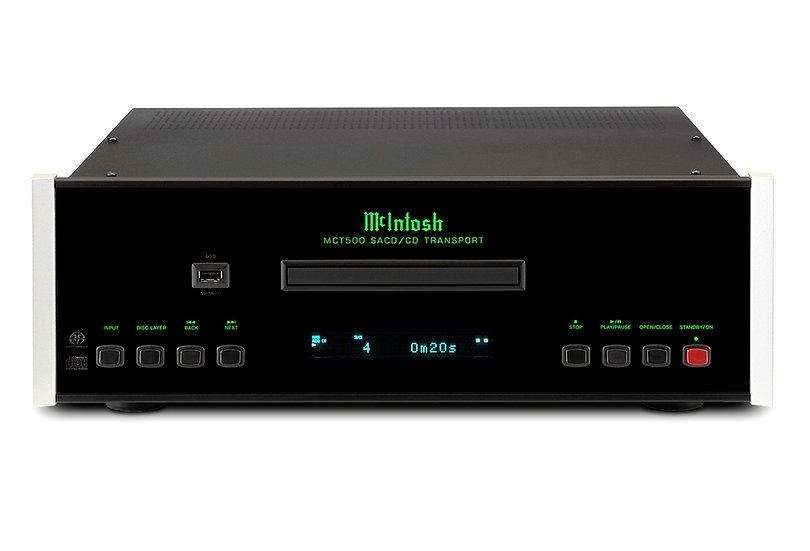 McIntosh MCD500 Transport CD/SACD