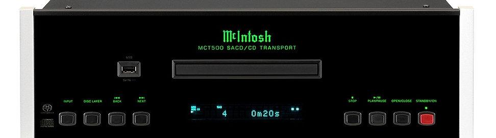 McIntosh MCD500 Transport CD/SACD