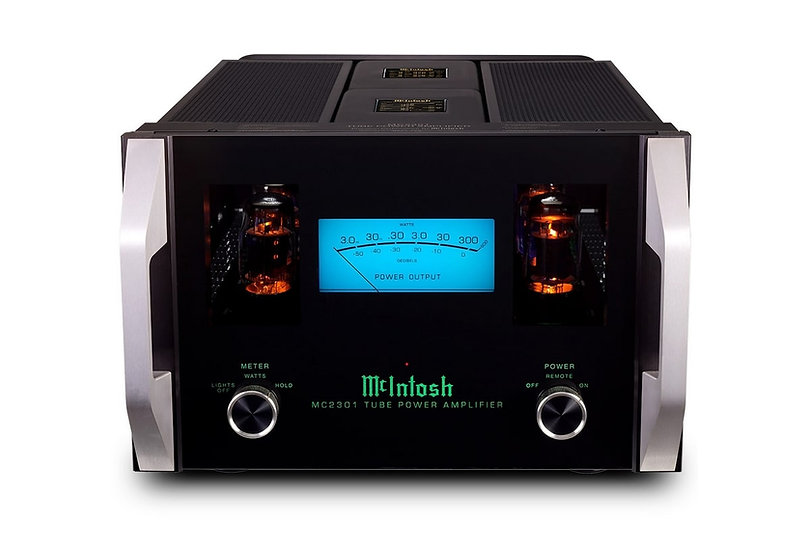 McIntosh MC2301 Amplificateur à tubes Mono de 300 Watts
