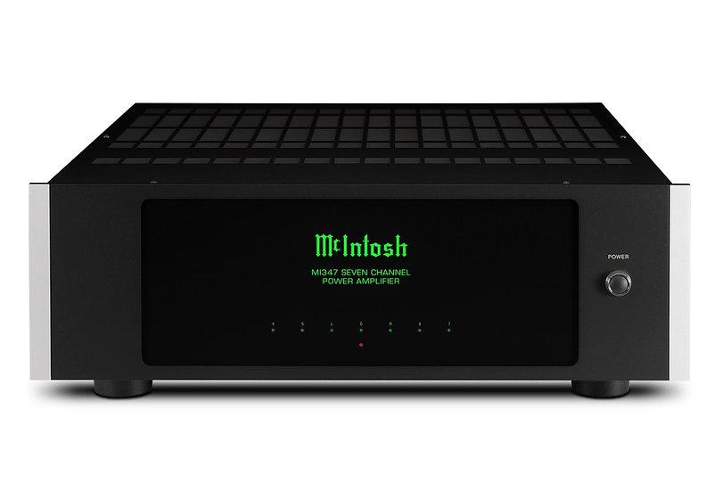 McIntosh MI347 Amplificateur numérique  7 canaux