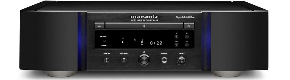 Marantz SA-12SE Lecteur CD et SACD