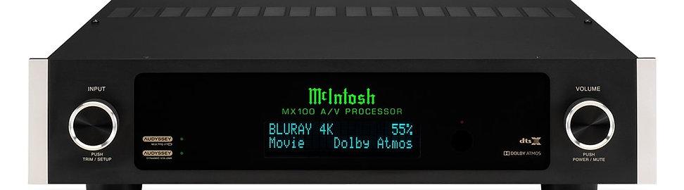 McIntosh MX100 Processeur Home Cinéma