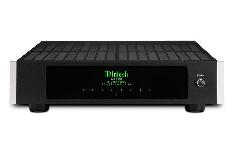 McIntosh MI128 Amplificateur numérique à 8 canaux