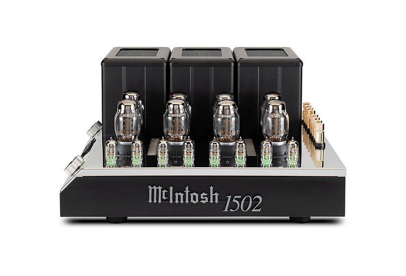 McIntosh MC1502 Amplificateur à tubes stéréo de 150 watts