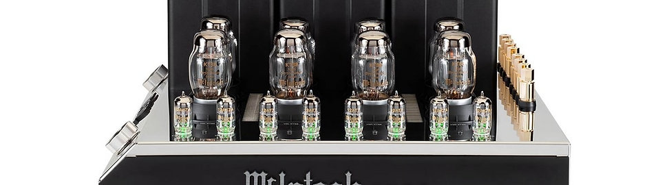 McIntosh MC1502 Amplificateur à tubes stéréo de 150 watts