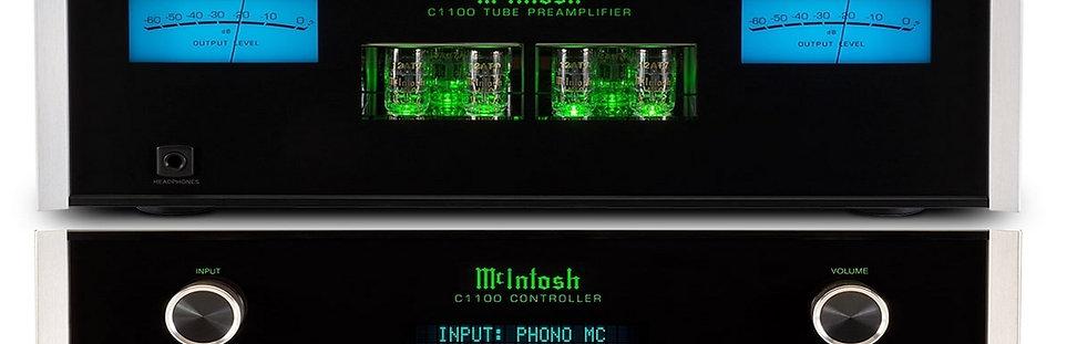 McIntosh C1100 Préamplificateur  à tubes