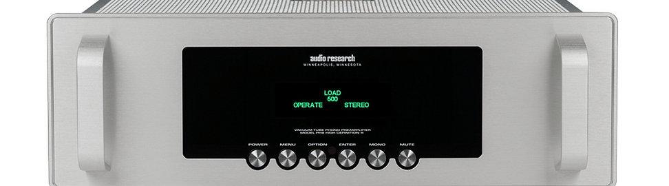 Audio Research  PH9 Préamplificateur Phono  à tubes