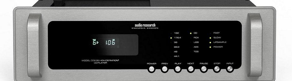 Audio Research REF 6SE CD à tubes