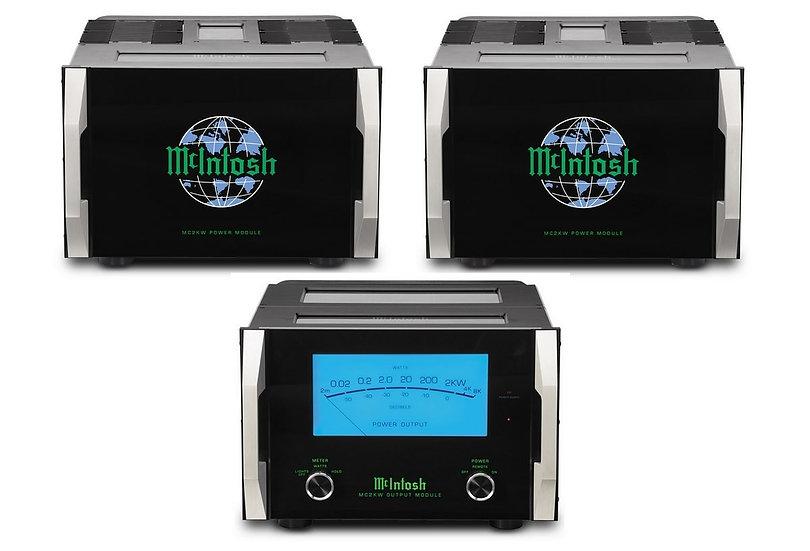 McIntosh MC2KW Amplificateur Mono de 2000 Watts