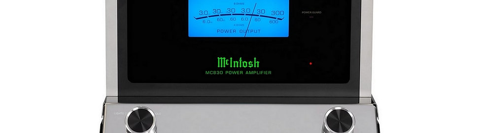 McIntosh MC830 Amplificateur Mono de 300 Watts