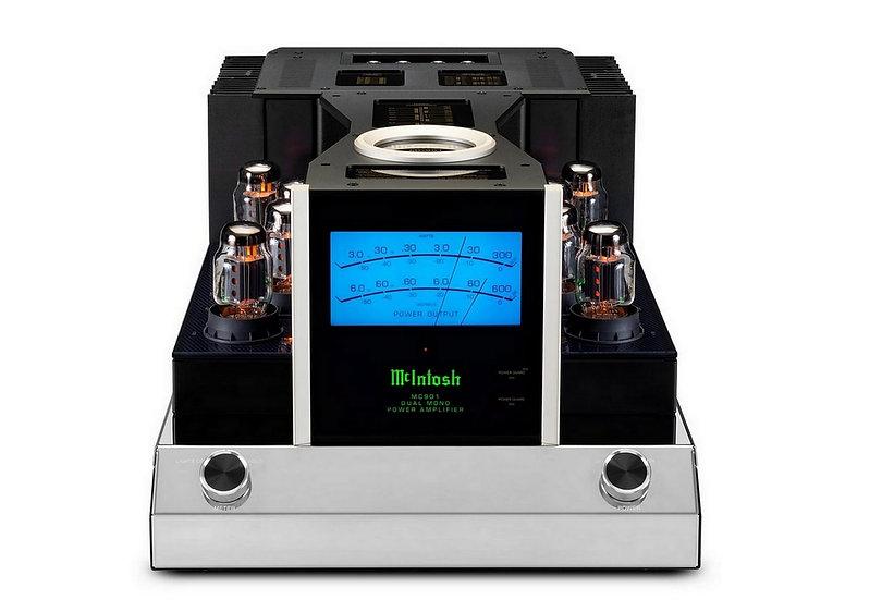 McIntosh MC901 Amplificateurs double Mono (1 Canal)