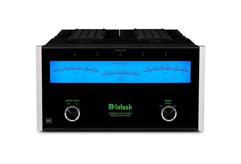 McIntosh MC255 amplificateur à 5 canaux