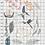 Thumbnail: Floral Duvar Etiketi Seti