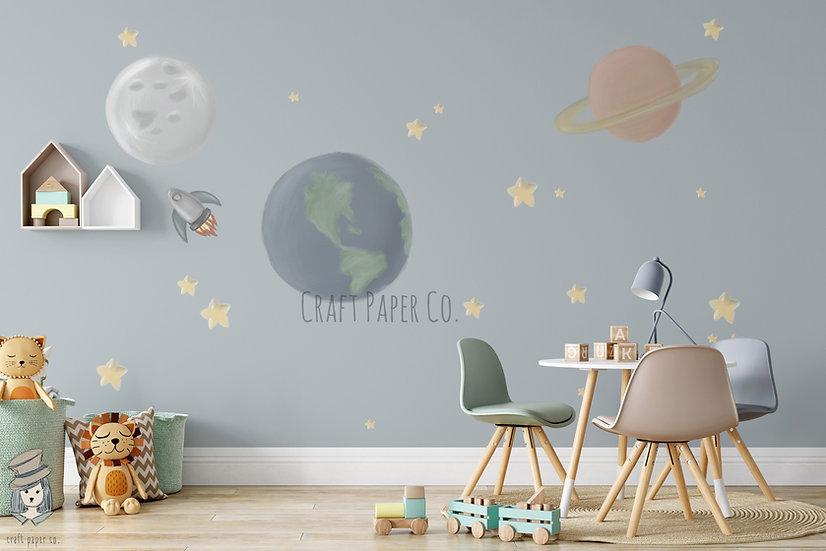 Uzay Duvar Kağıdı
