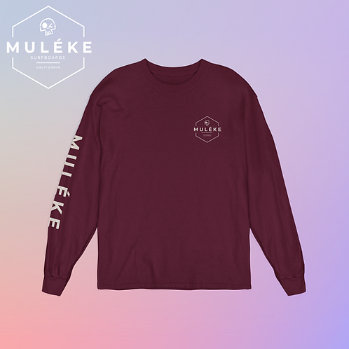 The Hipster Long Sleeve Tee