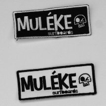 Muléke Embroidered Patch