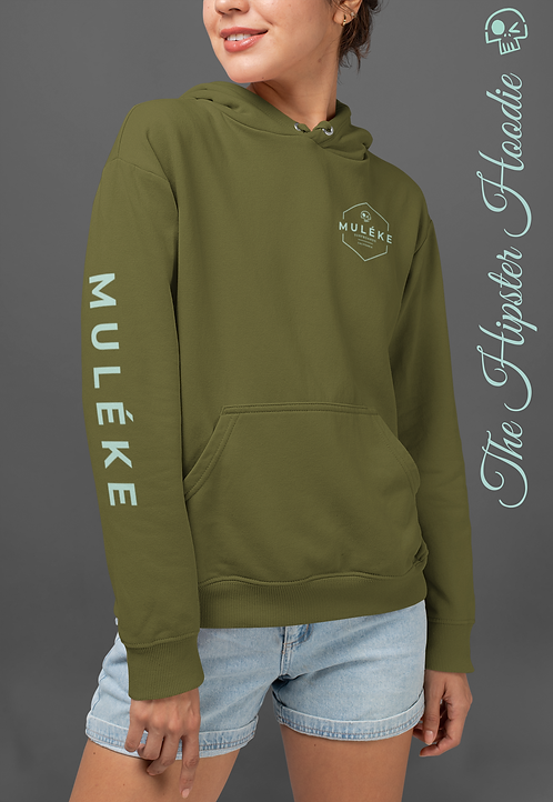 The Hipster Pullover Hoodie