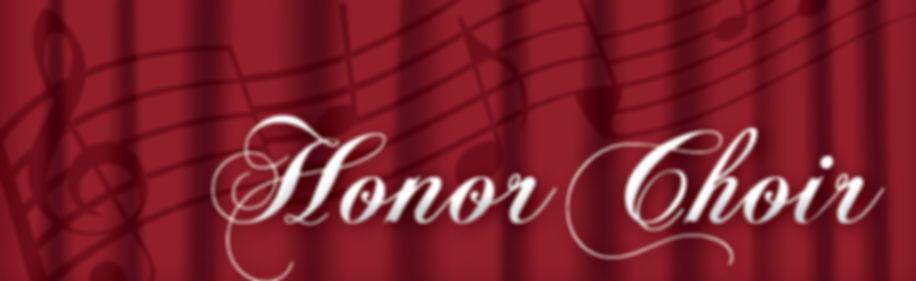 Simpson college honor choir
