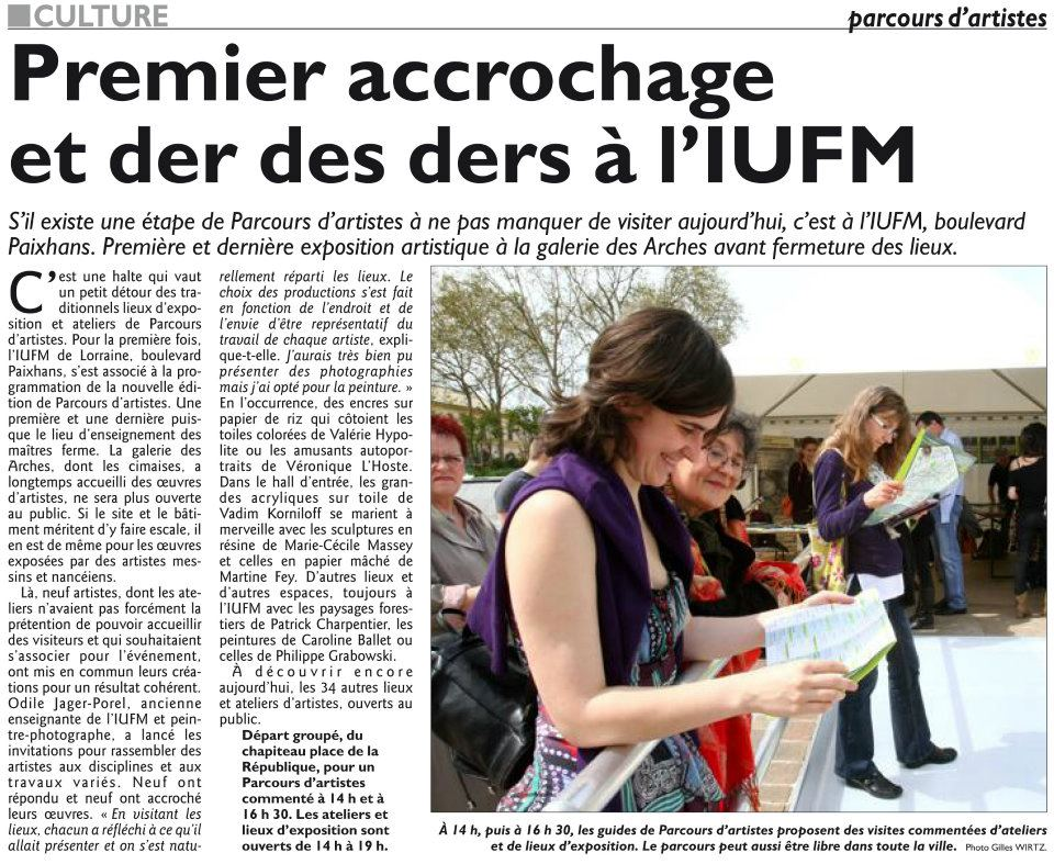 veronique-l-hoste-article-republicain-lorrain-2012