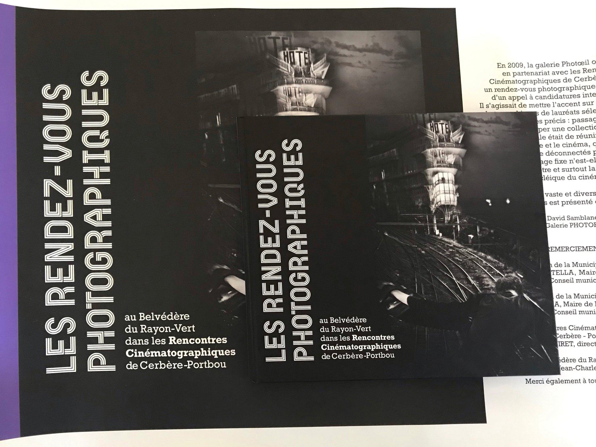 Véronique L'hoste, publication CYCLE, les Rencontres Cinématographiques de Cerbère-Portbou, 10/2019