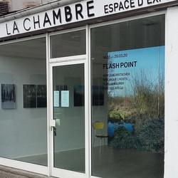 Véronique L'hoste, CYCLE à La Chambre Strasbourg - Flash Point