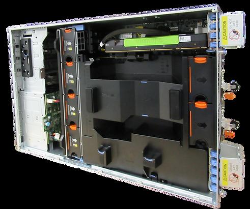 HPC-ProServer T640 inside